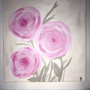 Other - Original painting art Roses